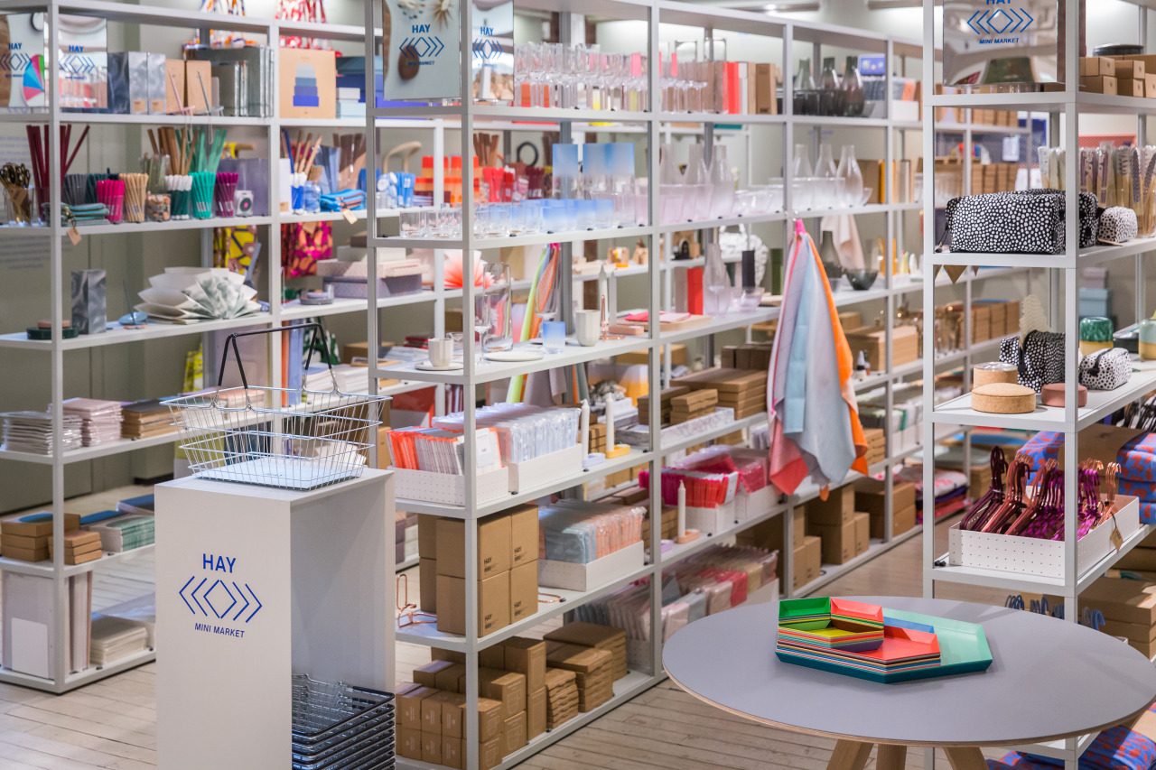 Modern Home Library Interior Design Now At Moma Store Soho A Pop Up Market Of The Museum