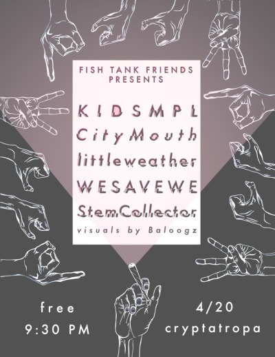 kidsmpl:  playing in olympia tomorrow! https://www.facebook.com/events/551649958190048/?fref=ts  What! This is sick!