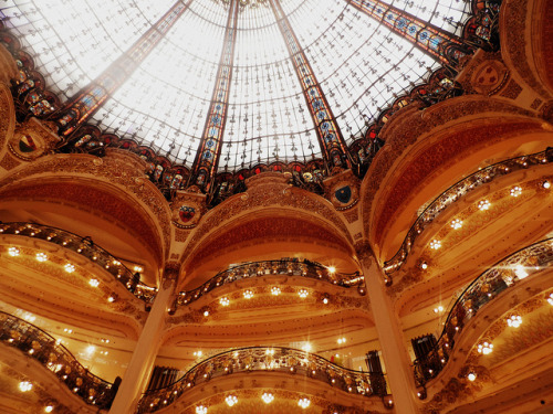 Galeries Lafayette Haussmann on Flickr.