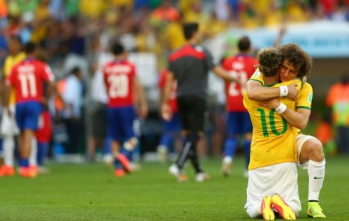 chile neymar brazil world cup