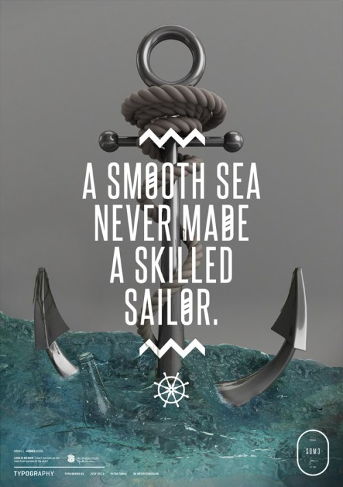 suspensefulgraphics:  A Smooth Sea