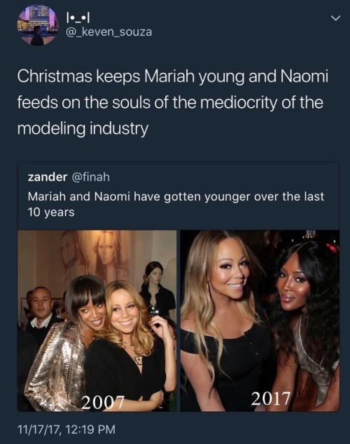 legends only naomi campbell mariah carey