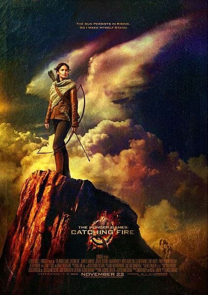 Click here for the meaning behind this NEW Catching Fire poster!