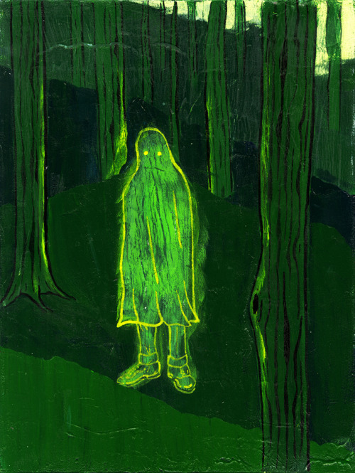 Ghost in the Forest  Kevin Whipple