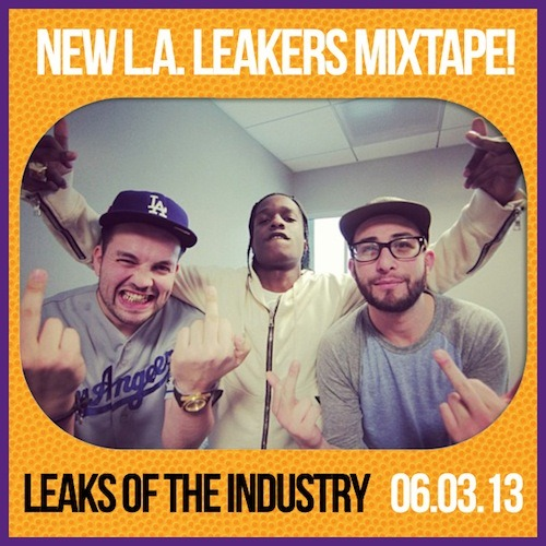 ASAP Rocky – Leaks Of The Industry Freestyle (Audio) The LA Leakers are getting set to release their new mixtape 'Leaks Of The Industry' on June 3rd.…View Post