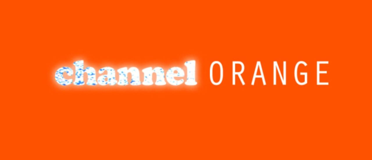 "TOP ALBUM OF 2012: Frank Ocean, ""Channel Orange"""