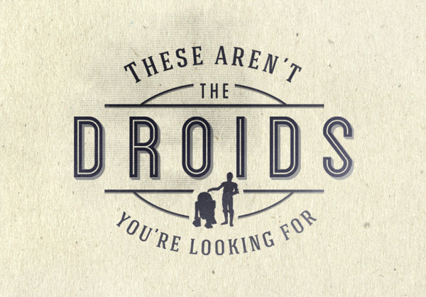 designcloud:  Star Wars Quotes via Betype.  I want all of these on shirts.
