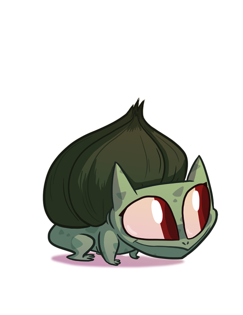 pokedump:  001 - Bulbasaur A strange seed was planted on its back at birth. The plant sprouts and grows with this Pokemon.  Studying from Ben so I can learn how to draw Pokemon as good as him This is the cutest Bulbasaur ;_;