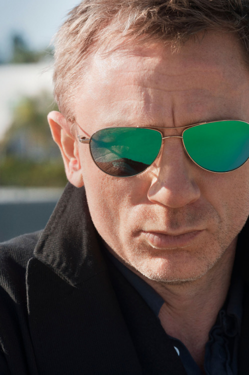 Daniel Craig by Greg Williams