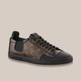 Object of Desire || Slalom sneakers in Monogram Canvas