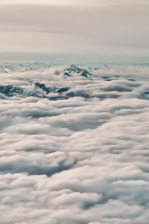 man-and-camera:  Sea of Clouds ➾ Luke Gram