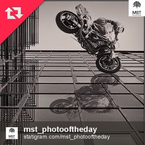 Thanks a lot this awesome page @mst_photooftheday for featured my picture which is my first collaborative work with @zyna
