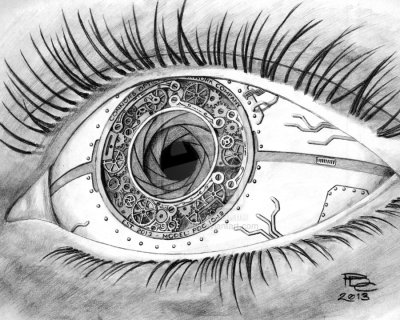 A Clockwork Eye