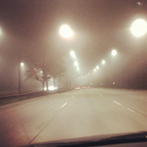 The Fog (South Lake Shore Drive)