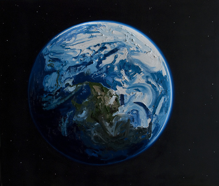 museumuesum:  Erik Olson I Fucking Love Space, 2011 oil on panel, 48 x 36 inches Mercury, 2011 oil on panel, 48 x 36 inches Venus, 2011 oil on panel, 48 x 36 inches Earth, 2011 oil on canvas, 72 x 84 inches Mars, Fear & Dread, 2011 oil on panel, 48 x 36 inches Jupiter, 2011 oil on panel, 48 x 36 inches Saturn, 2011 oil on panel, 48 x 36 inches Uranus, 2011 oil on panel, 48 x 36 inches Neptune, 2011 oil on panel, 48 x 36 inches The Gateway (Hubble Deep Field), 2011 oil on canvas, 72 x 84 inches