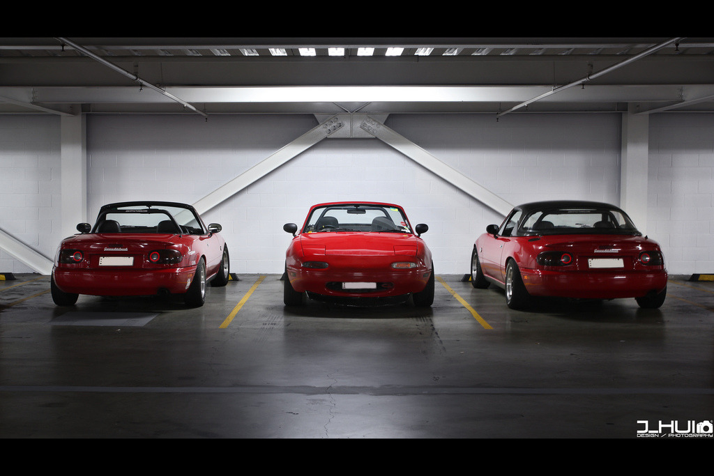 fourstrokecycle:  Sanerr's Mx5_Miata_Roadster (by Joseph Hui (J_HUI))