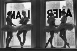 "life:  ""Ballet dancing,"" LIFE magazine told its readers in 1936, ""is a hard, steady, painstaking job."" Seen through Alfred Eisenstaedt's lens, it is also a singularly beautiful pursuit. See for yourself here. (Alfred Eisenstaedt—Time & Life Pictures/Getty Images)"