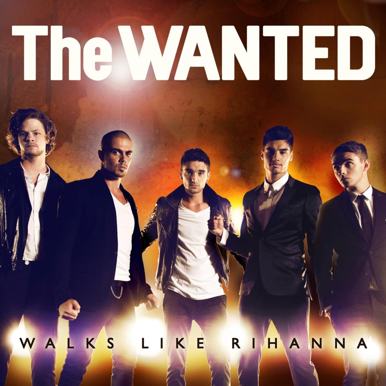 thewantedblog:  So then here's the official artwork for our new single Walks Like Rihanna which drops on June 23!!! VIDEO COMING SOOOOOOOOON!!!! x