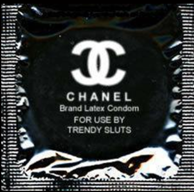 KEEP IT CLASSY, POES!!   From #CHANEL