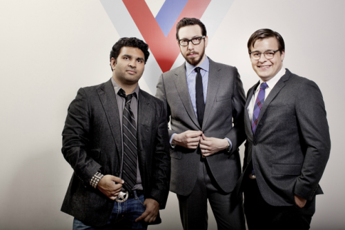The Vergecast is live at 1:30PM PT / 4:30PM ET / 9:30PM GMT! If BlackBerry doesn't want to be called Research in Motion anymore, maybe The Vergecast should take that brand instead. Let's not worry about legalities for now and just brainstorm for a bit. It's research… and it's always in motion.