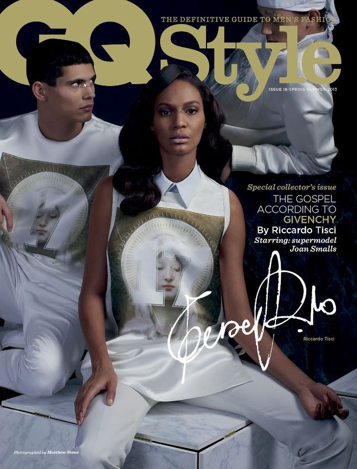 Joan Smalls for GQ Style UK  !!!!!!!!!!