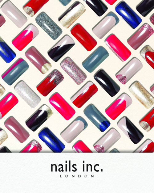 Give your nails a gorgeous look with the fashion-inspired nails inc london Best of British London Nail Polish Collection!