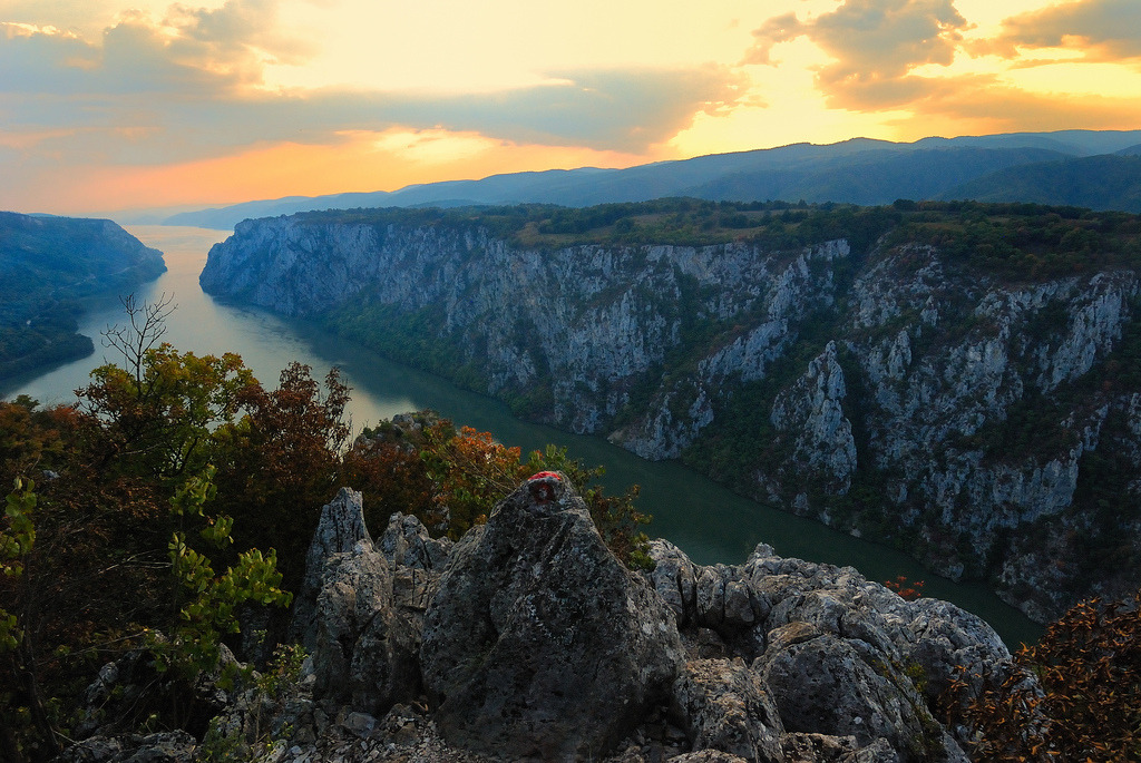 Djerdap Gorge, Serbia (by Sunsword & Moonsabre)