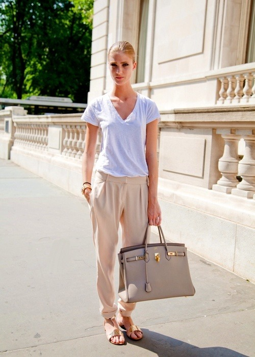Love this look…. and the bag, of course!