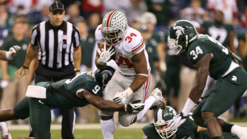 Carlos Hyde could make a huge Fantasy impact if he goes to the right team. (USATSI)