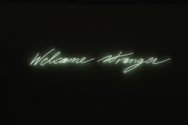 Marco Godinho Untitled (Welcome stranger), 2007
