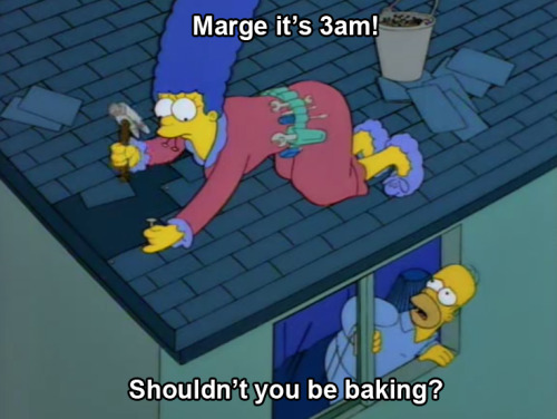 If you like The Simpsons follow homersquotes !