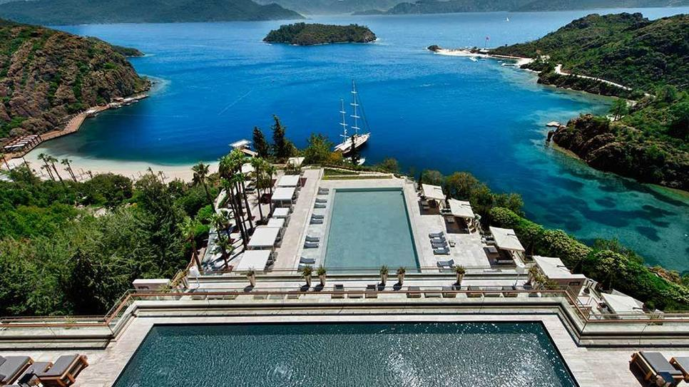 Escape to the D-Hotel Maris in Marmaris, Turkey (via D-Hotel Maris : Daily Escape : Travel Channel)