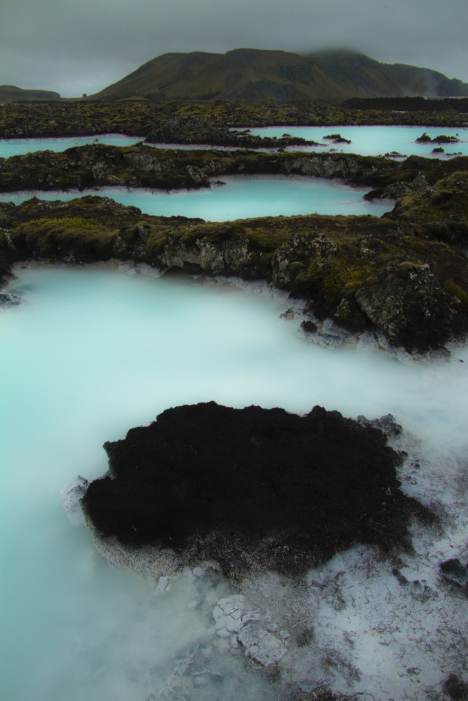 touchdisky:  Blue Lagoon, Iceland by sven483