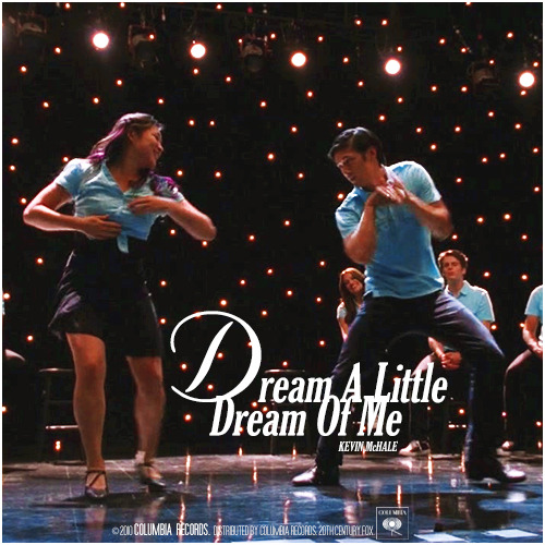 1x19 Dream On | Dream A Little Dream Of Me Alternative Cover 'The Tiketanic Fusion Collection'