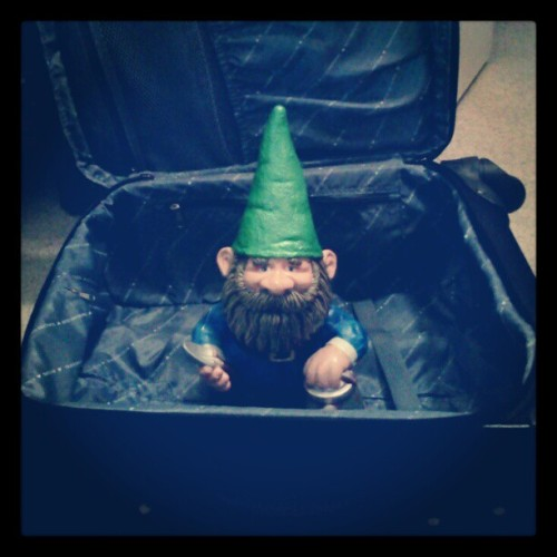 happyhenrythegnome:  Time to get packin'!