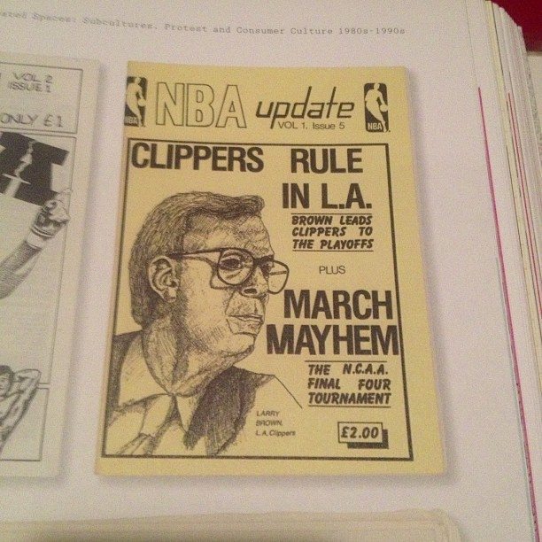 look at this Larry Brown drawing