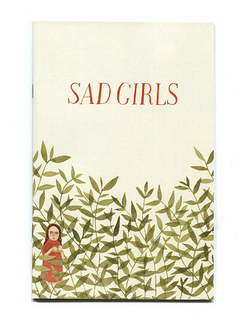 lesfoudres:  Sad Girls ll by Rachel Levit on Flickr.