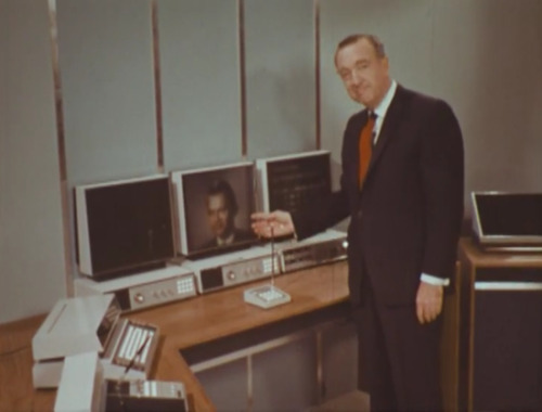 azspot:  3D-TV, Automated Cooking and Robot Housemaids: Walter Cronkite Tours the Home of 2001  I somehow missed this the first time around…