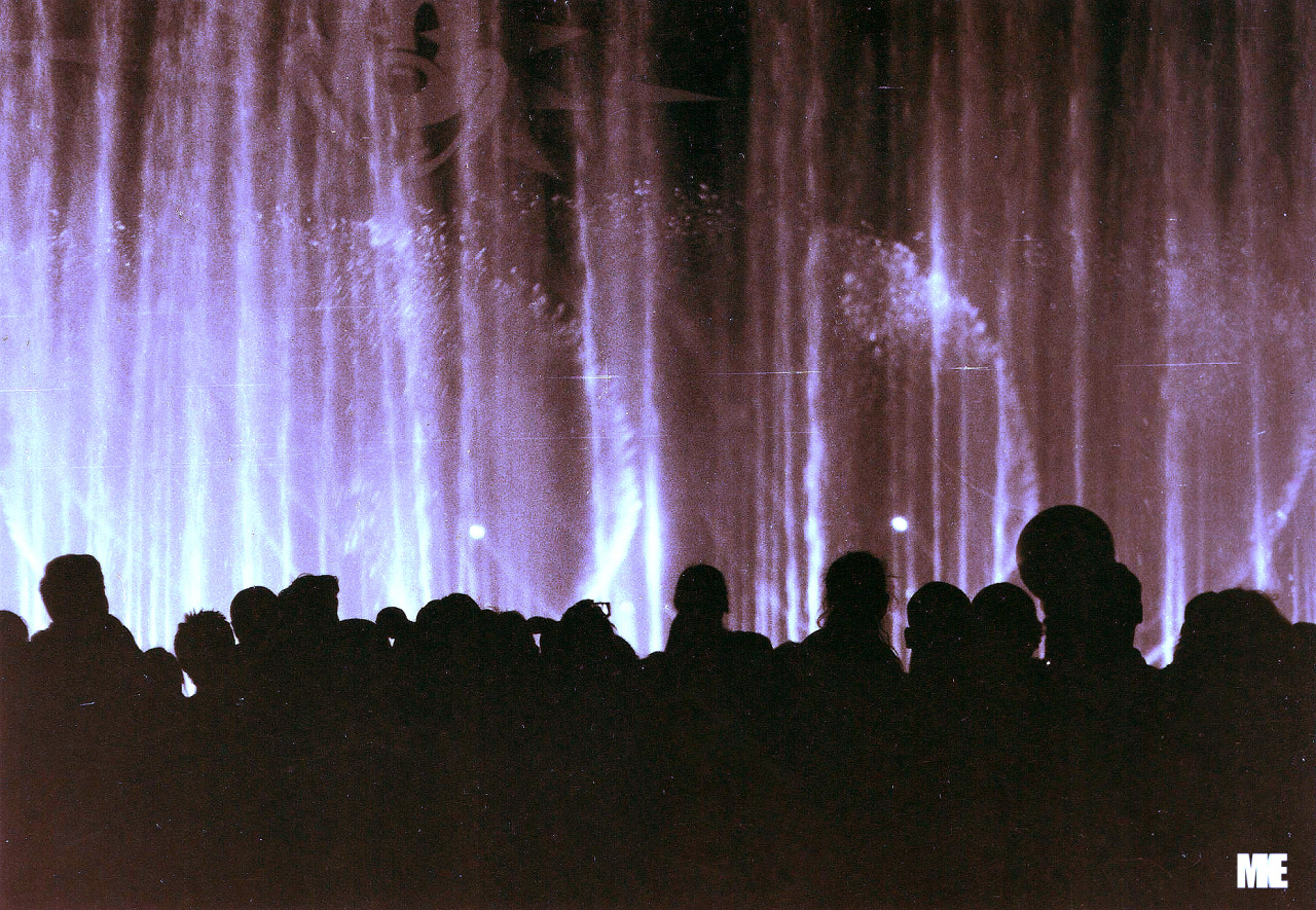 """Finale"" - Experimenting with film at Paradise Pier"