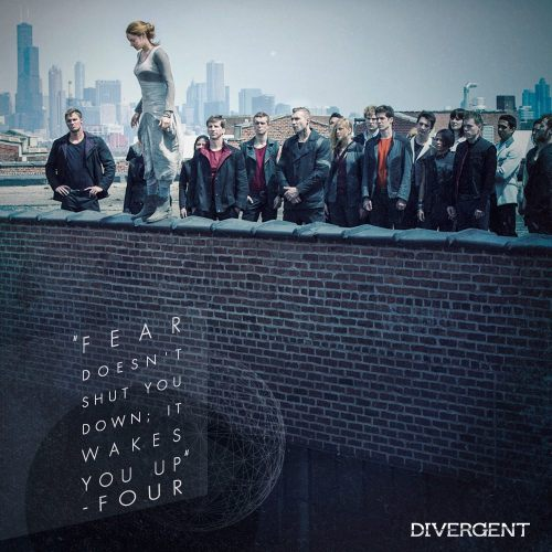 dauntlessmockingjaysrise:  Dauntless Faction