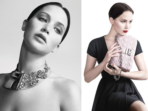 vh1:  Spoiler Alert: Jennifer Lawrence looks stunning in Dior spread. Spoiler Alert: That's not a spoiler, we all knew she would.  Forreal