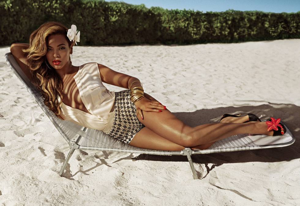 Beyonce for H&M Summer 2013 by Inez & Vinoodh
