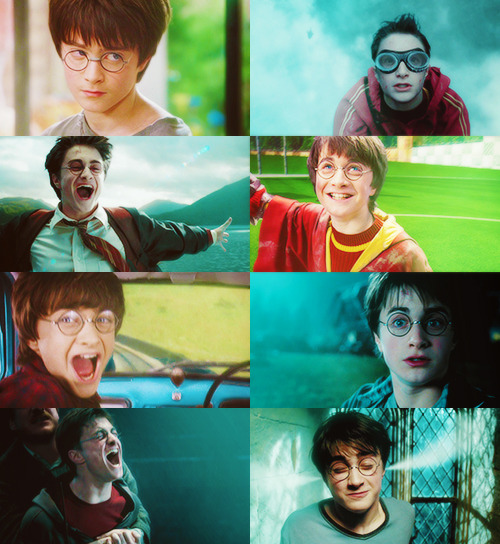 Harry Potter + my emotions