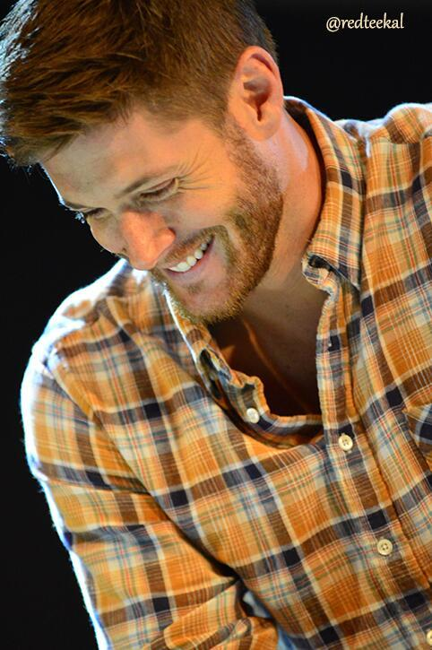Jensen Ackles - Long way to go but so far this could be my favourite JA pic yet. Please credit if yo