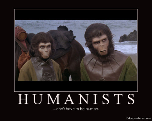 Zira and Cornelius, Apes with open minds.