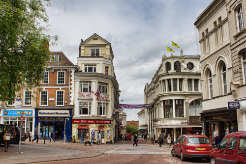 just-wanna-travel:  Norwich, England, UK
