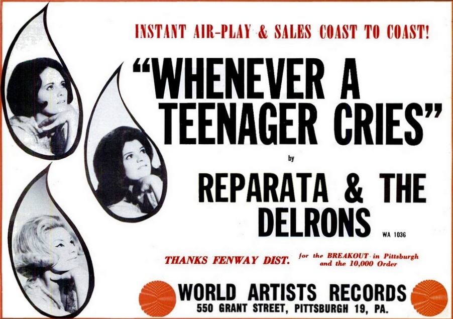 Whenever a Teenager Cries, 1964 Al Q