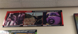 my english teacher has a very closely cropped picture of marilyn manson on the wall and I love it so much