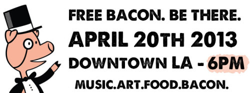 A-Roc & A Hard Place will be performing at the Bacon Social in LA on April 20th @ 6:30!!!!!! Click the link for event details and ticketing info! See you all there!