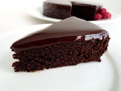 Double Chocolate Cake by pastrystudio on Flickr.